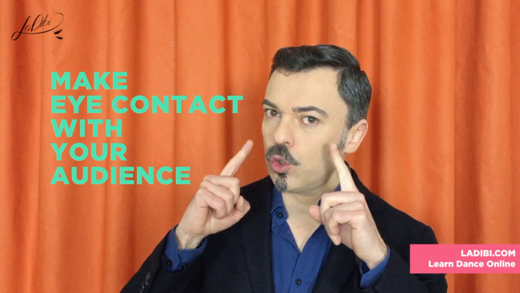 Ep60 - Capture Your Audience's attention with Eye Contact - LADIBI Online Academy