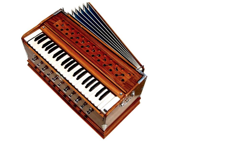 Harmonium instrument - Indian Dance - LADIBI Online Dance Academy