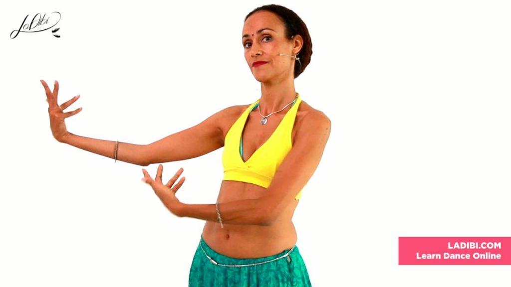 Alapadma - Rajastani Dance Movements by Allison Mulroy - LADIBI Online Dance Academy
