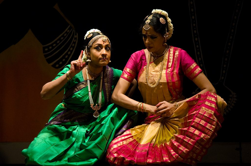 Manthara and Kaikeyi - Ramayana - LaDibi Online Dance Academy Magazine