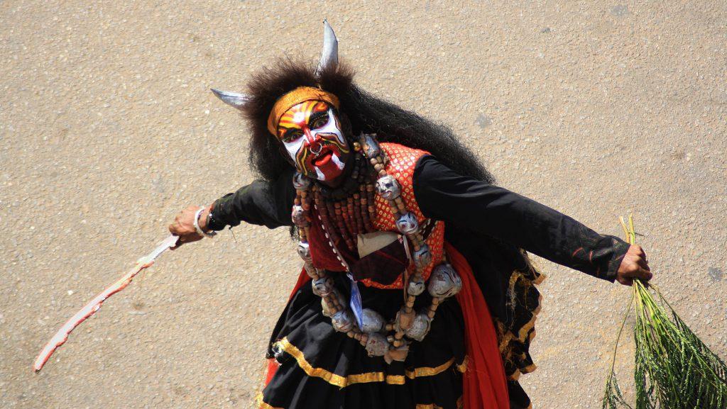 Rakshasa - LaDibi Online Dance Academy Magazine