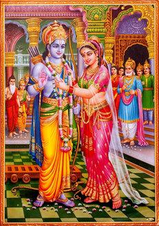 Rama&Sita - Lakshmana Avatar - LaDibi Dance Magazine
