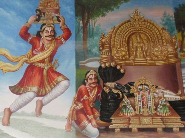 Vibhishana - LaDibi Dance Magazine