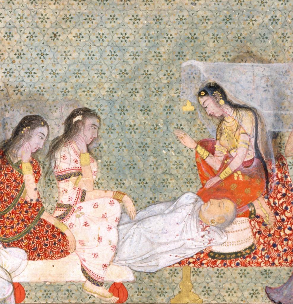 La morte del Re Dasharatha - Ramayana - LaDibi Online Dance Academy Magazine