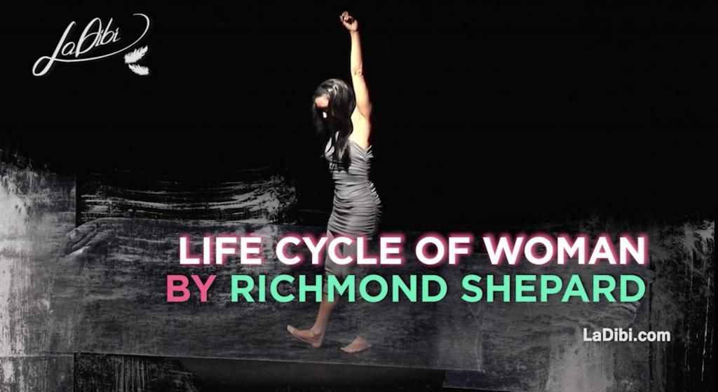 Anasma a Il Salotto de LaDibi - Richmond Shepard