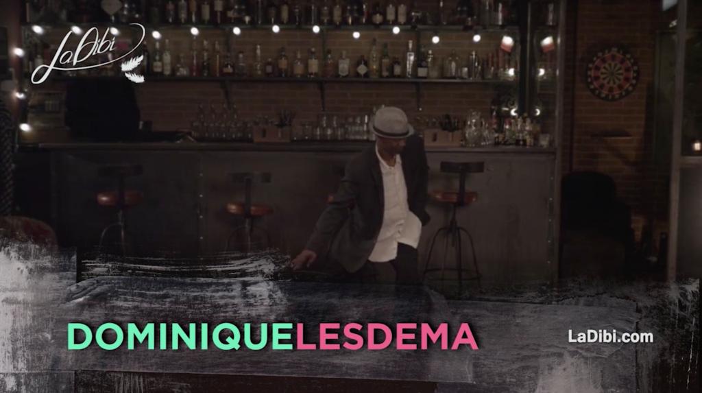 Dominique Lesdema - LaDibi's Sofa with Anasma
