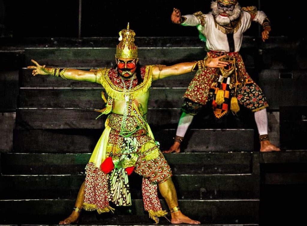 Hanuman e Kubhakarna - LaDibi Online Academy