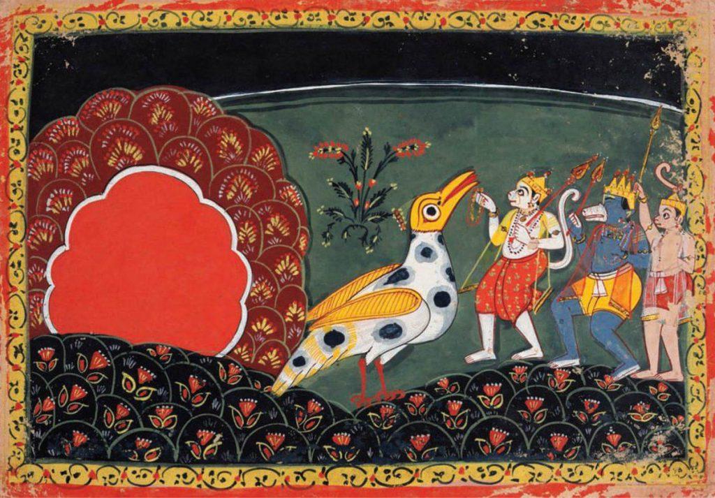 Ramayana - Jatayu - LaDibi Online Dance Academy