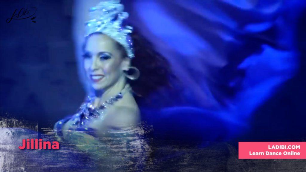 Jillina - LaDibi'sSofa - LADIBI Online Dance Academy