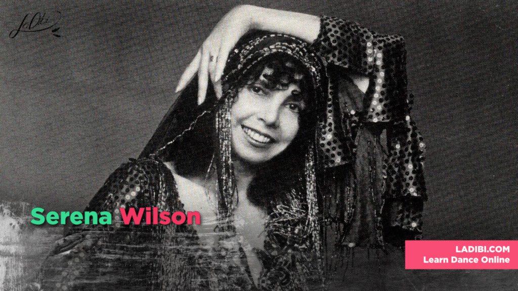 Serena Wilson - LaDibi'sSofa - LADIBI Online Dance Academy