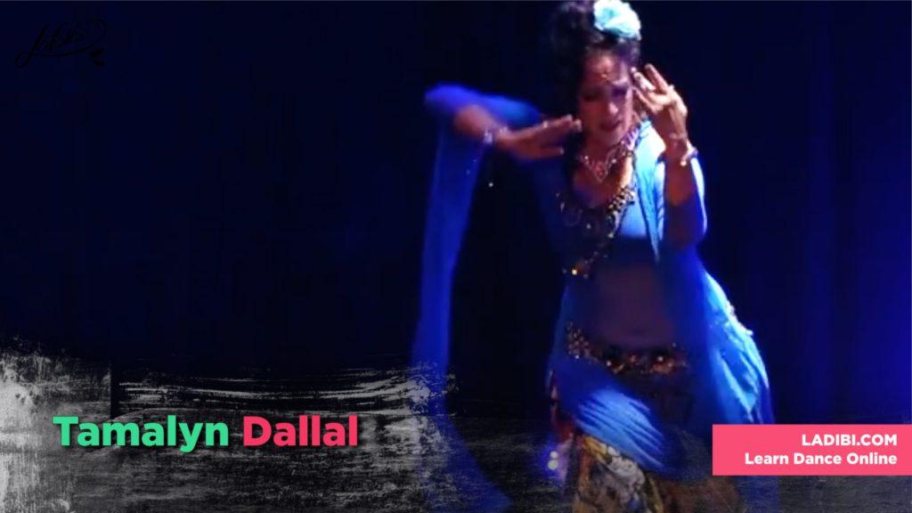 Tamalyn Dallal - LaDibi'sSofa - LADIBI Online Dance Academy